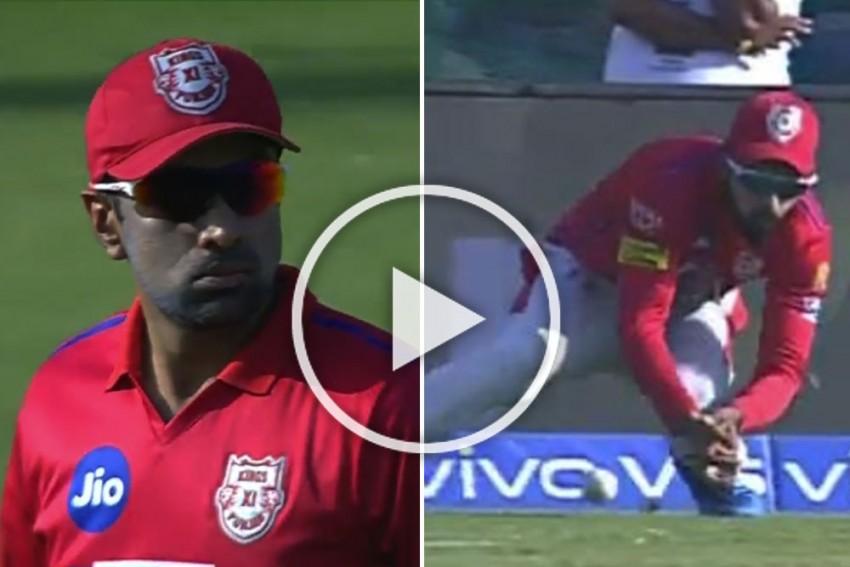 IPL 2019, KXIP Vs CSK: If Looks Could Kill! Sloppy KL Rahul Leaves Ravichandran Ashwin Fuming – WATCH