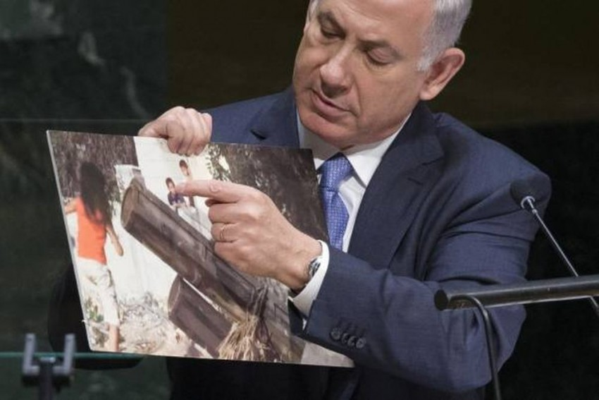 Netanyahu Vows To Keep On Retaliatory Strikes In Response To Rocket Fire From Gaza