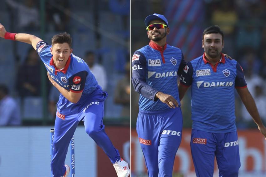 IPL 2019: Did Amit Mishra Abuse Trent Boult After The Kiwi Denied Him A Hat-Trick?