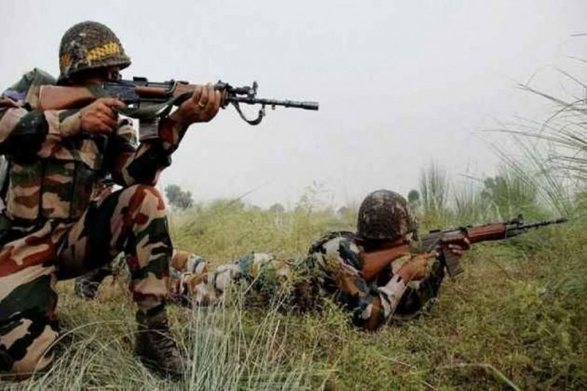 Pakistan Violates Ceasefire In Jammu And Kashmir's Poonch, Rajouri
