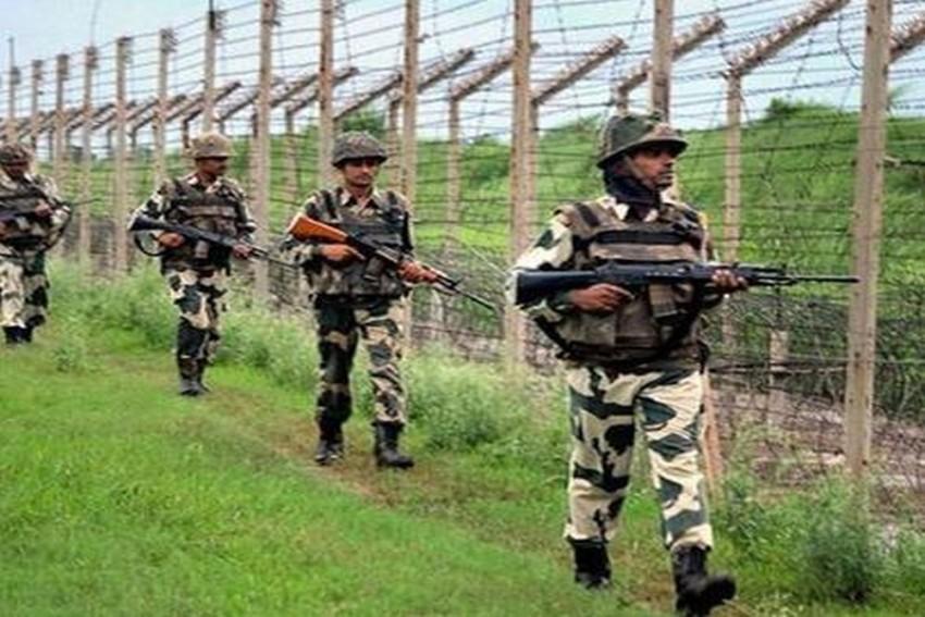 BSF Officer, 2 Civilians Injured In Pakistan Firing Along LoC