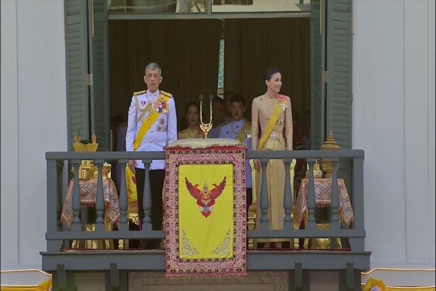 Thai King Maha Vajiralongkorn Wraps Up Coronation With Public Appearances