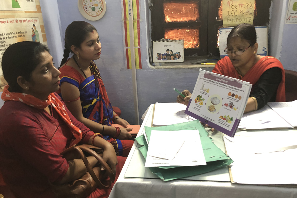Helping Harness The Potential Of Medical Colleges To Boost Maternal, Infant And Young Child Nutrition