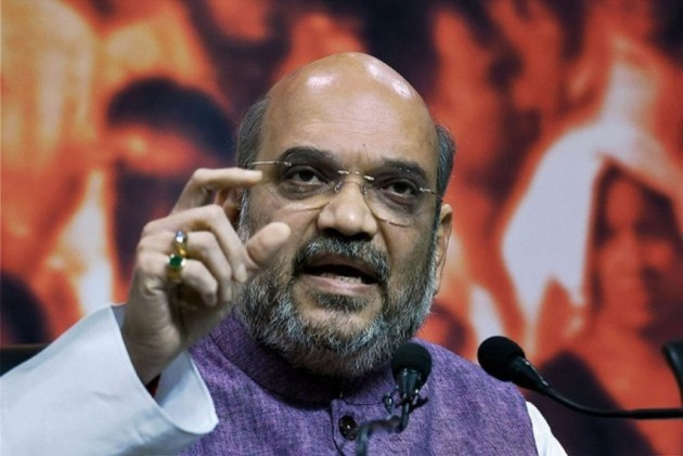 Will Lord Ram's Name Be Chanted In Pakistan, If Not In India: Amit Shah Slams Mamata