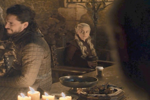 Starbucks Cup Steals The Show In The Latest 'Game Of Thrones' Episode