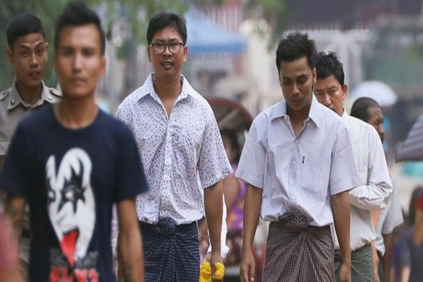 Freedom Of Expression In Myanmar Still 'Dire', Says United Nations