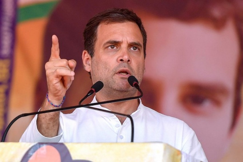 Will Protect 'Jal, Jungle, Zameen' Of Tribals If Voted To Power: Rahul Gandhi