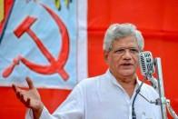 Modi Government Has Run Economy, Security Into The Ground: Sitaram Yechury