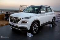 First Hyundai Venue Rolls Out Of Plant; Launch On May 21