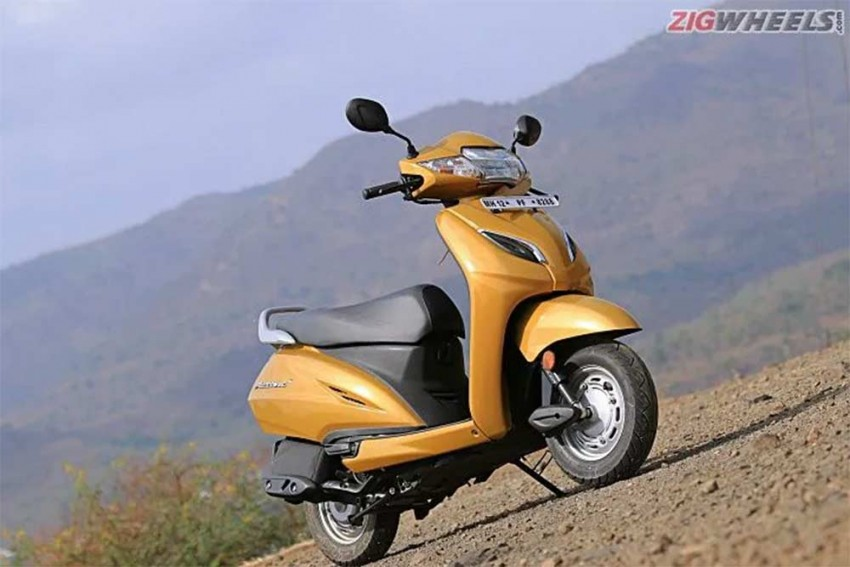 2020 Honda Activa 6G Might Get Connectivity Features, Telescopic Forks And More!