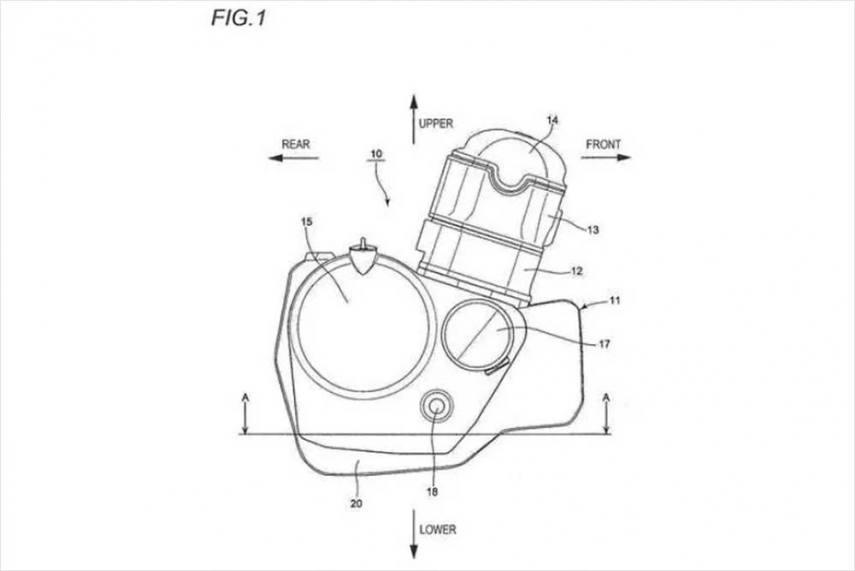 [FPER_4992]  Suzuki's Single-cylinder May Develop Unbelievable Power Figures | 1 Cylinder Engine Diagram |  | Outlook India