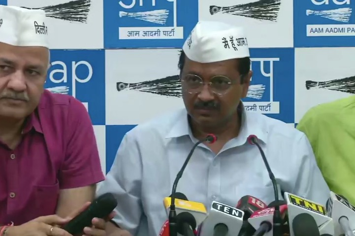 Priyanka Gandhi Wasting Time Campaigning In Delhi, Congress Will Lose Deposit:  Kejriwal