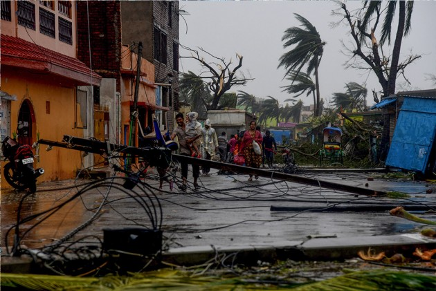 Five Days After Cyclone Fani Hit Odisha, Lakhs Still Without Electricity, Towns Plunged Into Darkness