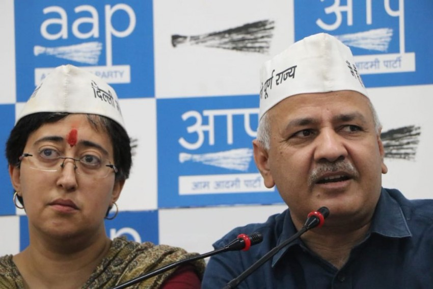 AAP Alleges Gautam Gambhir Circulated Abusive Pamphlet Against Atishi, He Denies