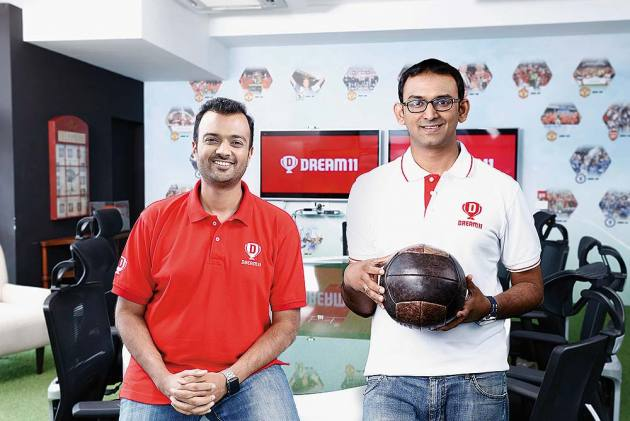 'EPL Was The Trigger', Dream11 Co-Founders Target 100 Million Users By March 2020