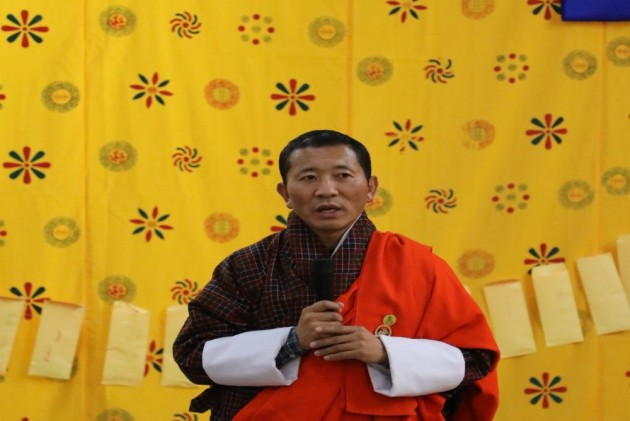 In Happy Bhutan, PM Lotay Tshering Is A Doctor On Saturdays
