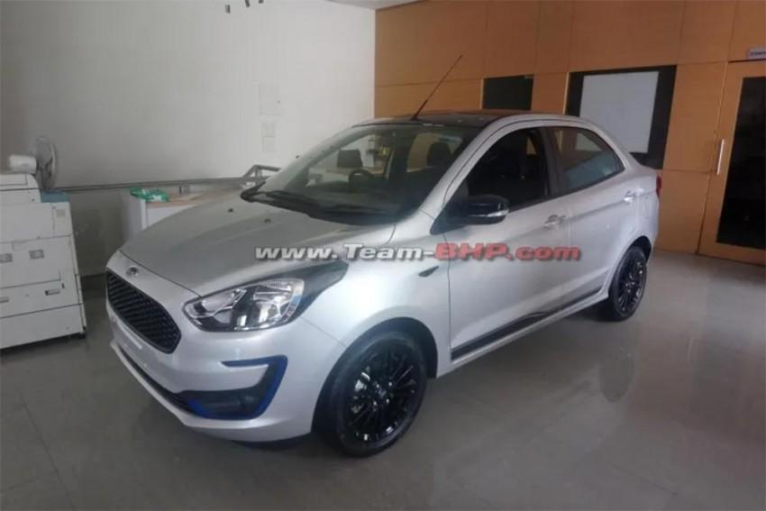 Ford Aspire Blu Launch Soon, Would Be Similar To Figo Blu