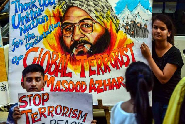 China Caught In Crossfire As Pakistan Under Pressure To Act On 'Dying Asset' Masood Azhar