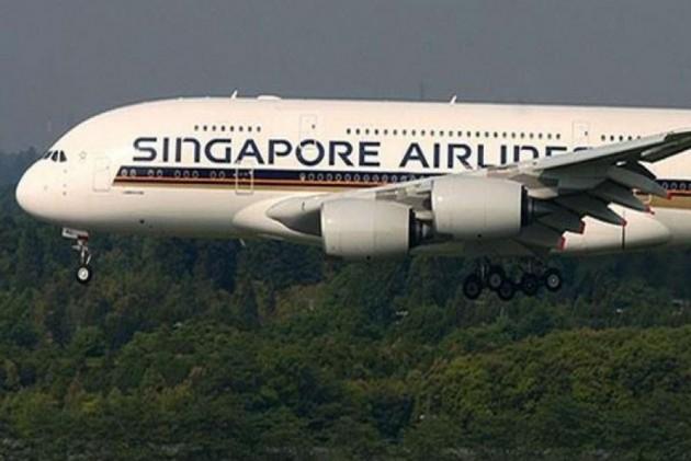 Singapore Aircraft Makes Emergency Landing At IGI Airport