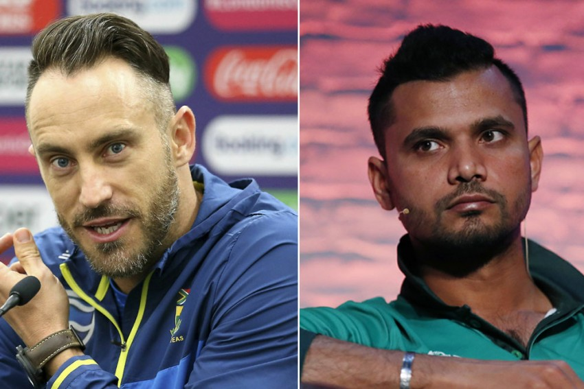 ICC Cricket World Cup 2019, SA Vs BAN Preview: South Africa Ready To Make Amends For Painful Start But Face Confident Bangladesh