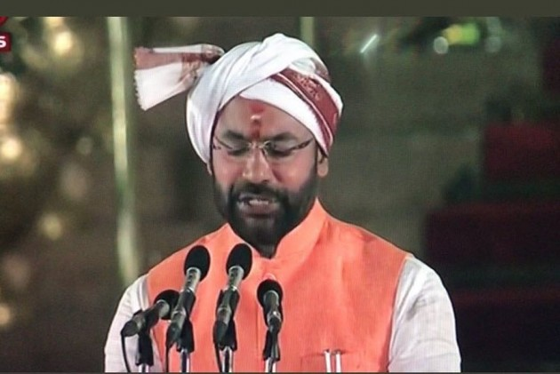 All Terror Incidents Have Roots In Hyderabad, It's Safe Zone For Terrorists, Says MoS Home G Kishan Reddy
