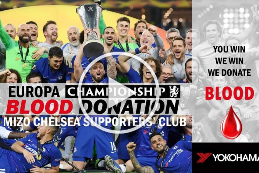 Chelsea's Mizo Fans Celebrate UEFA Europa Cup Win In Different Way – VIDEO