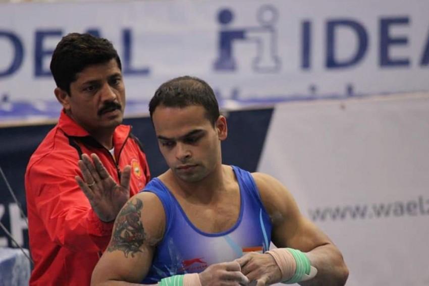 Gymnastics World Cup: Rakesh Kumar Patra Qualifies For Parallel Bars Finals