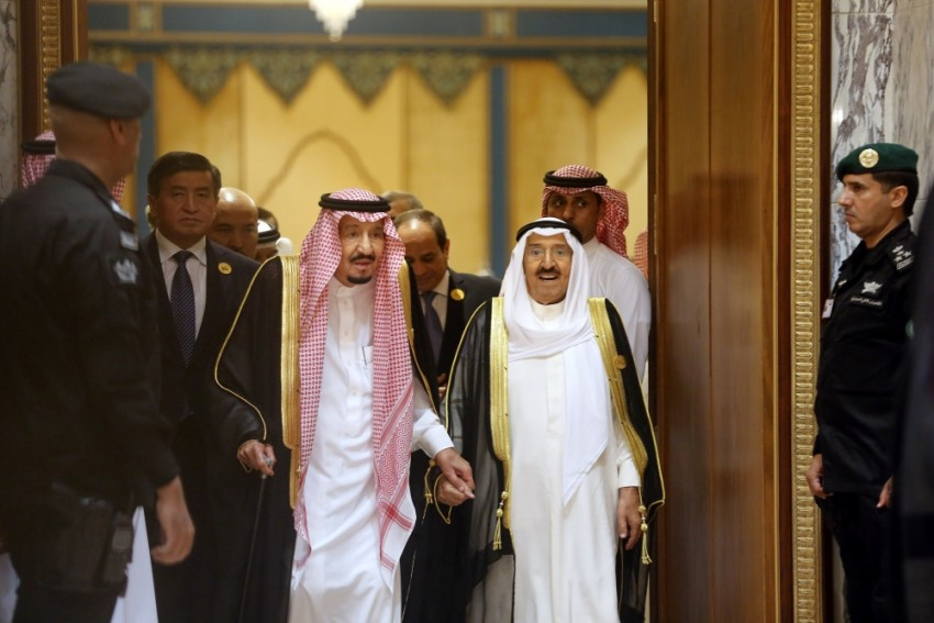 At Organisation Of Islamic Cooperation Summit, Saudi King Salman Slams Iran's 'Terrorist Acts'