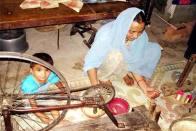 Poverty, Malnutrition, Disease Stalk Weavers Of Benaras