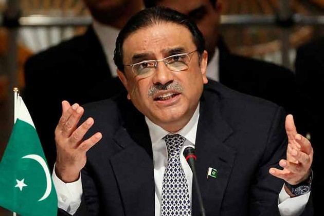 Former Pakistan President Asif Ali Zardari Arrested In Fake Bank Acounts Case