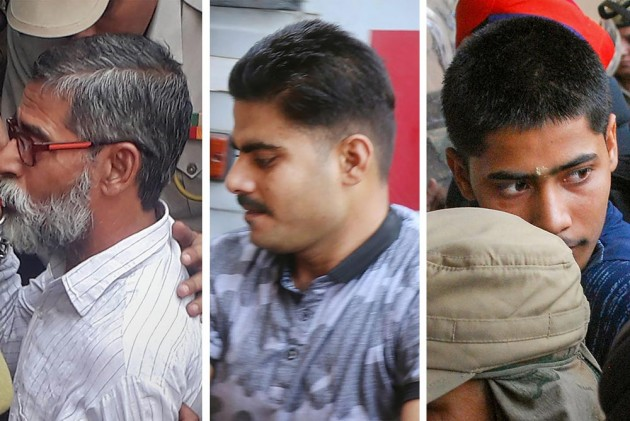 Three Get Life Imprisonment In Kathua Rape And Murder Case