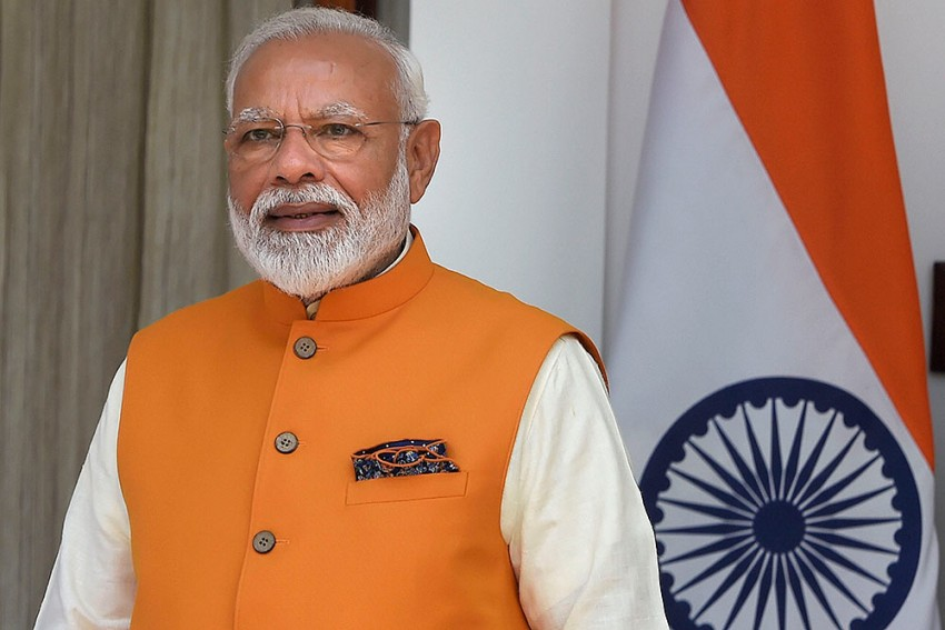 PM Narendra Modi's Popularity Peaked After Balakot Airstrikes, 49% Respondents Are 'Very Much Satisfied'