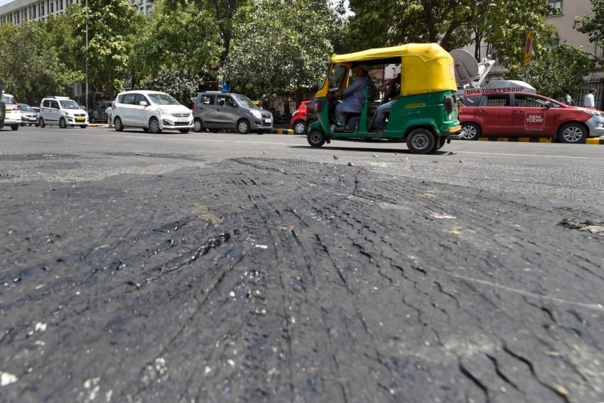 At 48 Degrees, Delhi Temperature Soars To Record High
