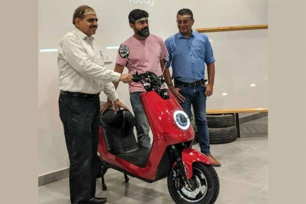 BattRE Launches E-Scooter At Rs 63,555