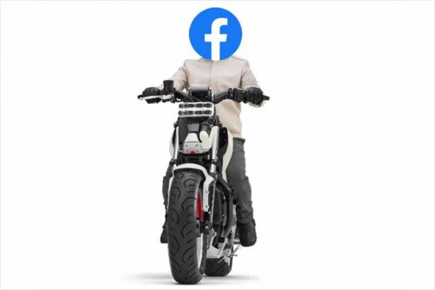 Facebook Electric Two-wheeler In The Works!