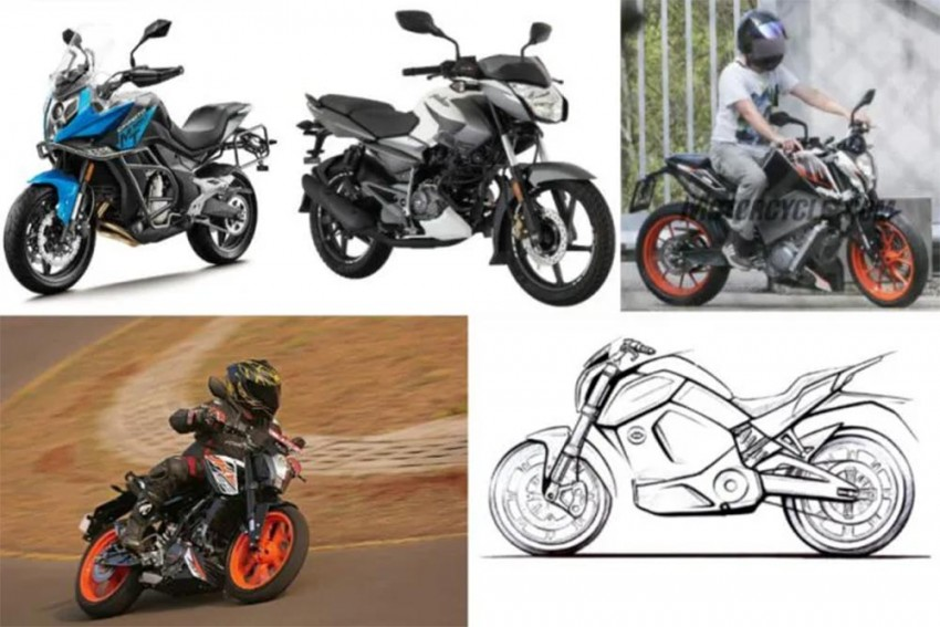 Top 5 Bike News Of The Week: Upcoming Bajaj Pulsar NS125, KTM 125 Duke Price Hiked, CFMoto To Launch Three 650cc Bikes Next Month, Bajaj-KTM To Develop Electric Vehicles, And More