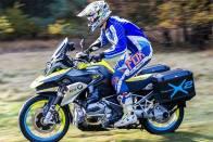 BMW Motorrad Two-wheel Drive Bike In The Works