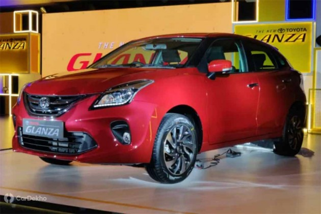 Toyota Glanza Launched In India Price Starts At Rs 7 22 Lakh