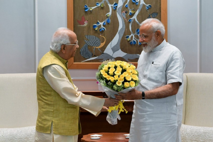 As WB Governor Meets PM Modi, BJP Says Not Demanding President's Rule In Bengal