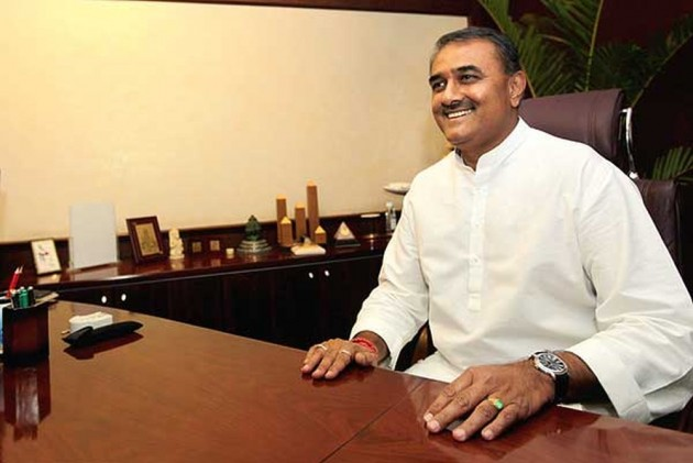 Former Civil Aviation Minister Praful Patel Appears Before ED Over Multi-Crore Aviation Scam