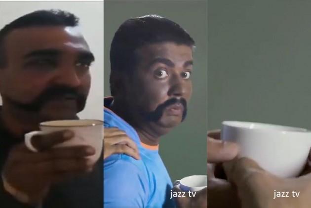 'Cup Kahan Leke Ja Rahe Ho' Pakistan TV Channel Mocks Abhinandan's Capture As Teaser To Cricket World Cup Clash Vs India