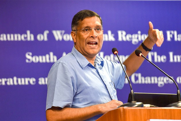 GDP Growth Overestimated By 2.5% During UPA 2, NDA Rule: Ex-Chief Economic Advisor Arvind Subramanian