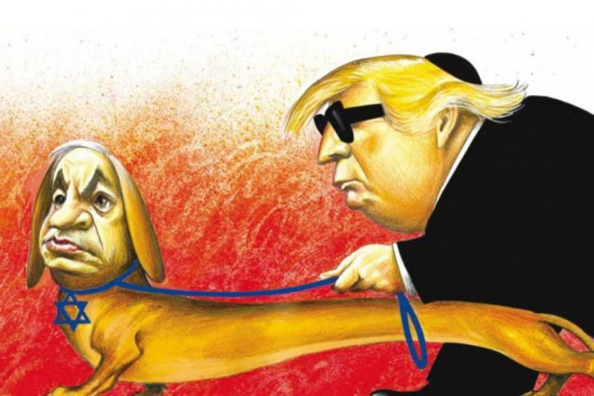 New York Times To Cease Political Cartoons After Israel PM Benjamin Netanyahu's Carricature Was Deemed Anti-Semitic