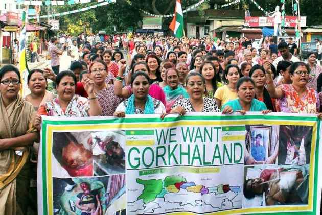 Mukul Roy's 'BJP Against Division Of Bengal' Remark Likely To Revive Gorkhaland Agitation