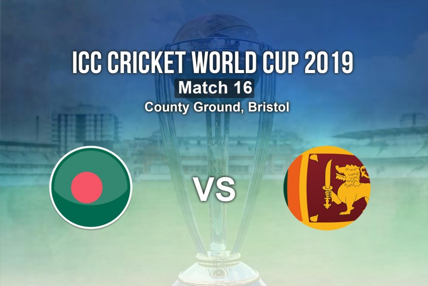 Bangladesh Vs Sri Lanka, ICC Cricket World Cup 2019, Highlights: Match Abandoned Without Toss Due To Rain