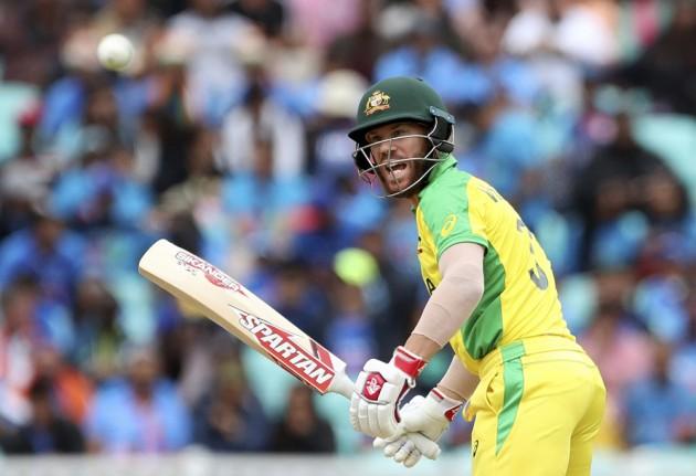 Cricket World Cup 2019: Australia's Glenn Maxwell Explains David Warner's Slow Knock Against India