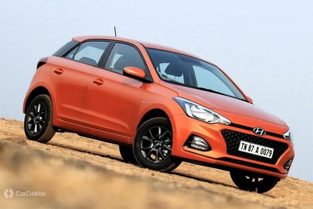 Next-Gen Hyundai Elite i20 Spotted Testing