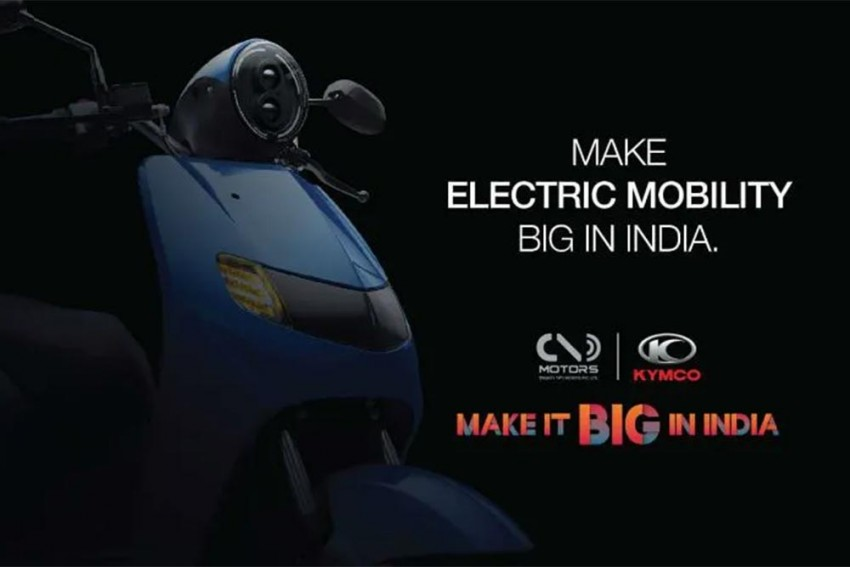 Kymco & 22Motors Electric Scooter Launch Soon