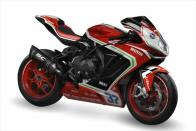 MV Agusta F3 800 RC Launched In India
