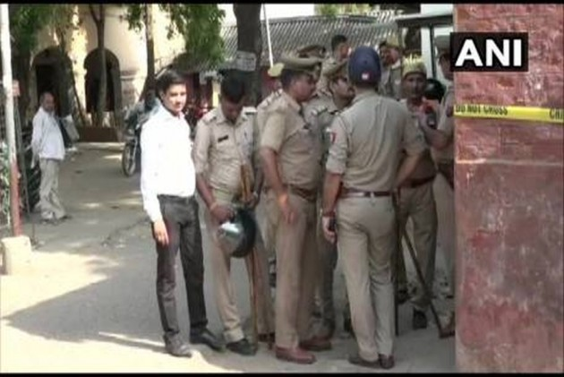 UP Bar Council President Shot Dead In Agra Court 2 Days After Her Election